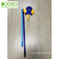 Flexible Cleaner Triangle Shap Ceiling Brush DS-602