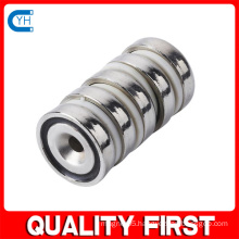 Made in China Manufacturer & Factory $ Supplier High Quality Strong Countersunk Neodymium Magnet