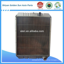 Great performance FAW truck radiator Q493