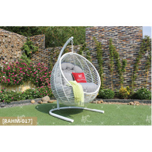EAGLE COLLECTION - Bestseller Synthetische Rattan Runde Form Hängematte - Schaukelstuhl Garten Gartenmöbel