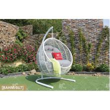 EAGLE COLLECTION - Rattan synthétique le plus vendu Hamac rond - Swing Chair Jardin Meubles extérieurs