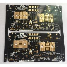 Black Solder Immersion Gold PCB