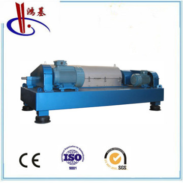 China Horizontal Centrifugal Lw Coconut Milk Extracting Decanter Machine