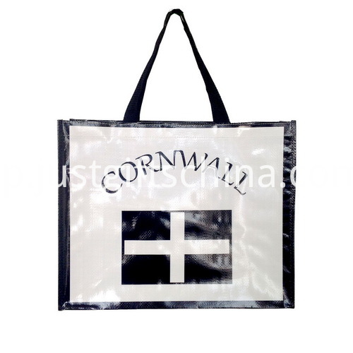 Promotional PP Woven Shopping Bags