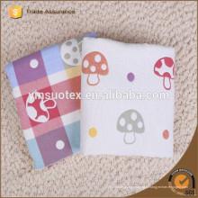 Горячие сбывания 100% cotton aden anais муслин swaddle одеяло для младенца