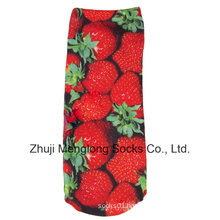 Heat Transfer Sublimation Lady Printing Socks