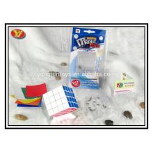 60мм 4х4 4-слойные магические кубики с двойным покрытием из пвх