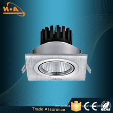 Panneau lumineux de COB 5W LED de lumen élevé 430