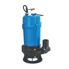 Small Power Submersible Slurry Pump High Chrome Alloy