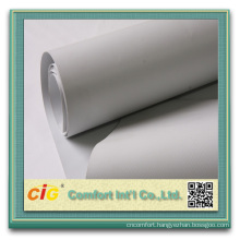 PVC Fiberglass Curtain PVC Coated Blackout Fabrics
