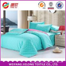 Tejido de cama de algodón grueso de alta calidad