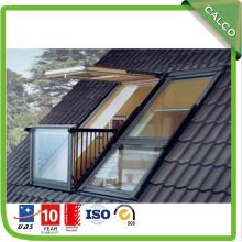 Aluminum sunroom roof skylight