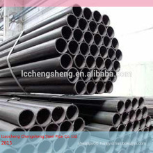 ASTM JIS DIN STD black iron pipe seamless steel pipes