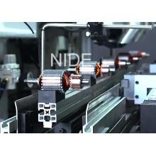 Hochleistungsarmatur Wickelmaschine Rotor Fertigung Montagelinie