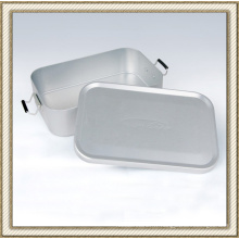 Aluminium de gamelles militaire avec poignée (CL2C-DJ1611)