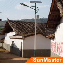 Éclairage de rue actionné solaire de Jinhua 50W