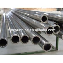 Ss400 ms poids du tube en acier