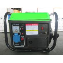 650W Gasolina Gerador Verde