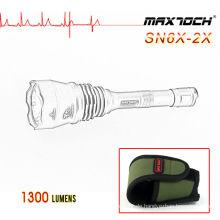 Maxtoch SN6X-2X 1300lm Schießen Cree XML-2 Taschenlampe