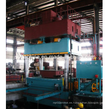 4 prensas hidráulicas de Cloumn, máquina hidráulica de la prensa (YQ27-1600)