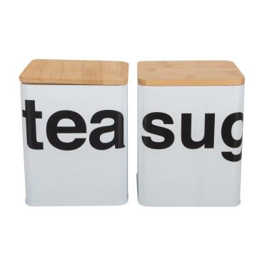 Kaffee Tee Set Email Aufbewahrungskanister
