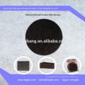 Aktivkohlefiltergewebe aus Kohlefasergewebe