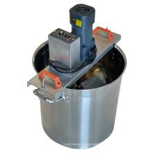 Hot pot bottom material frying machine food stir fry mixer