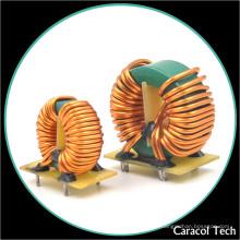 L'inductance toroïdale 1 de puissance de bobines de bobine d'induction pour des inductances de filtre d'entrée