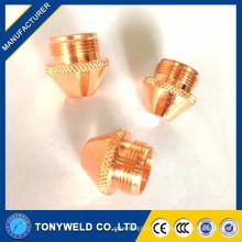 Électrode et buse de pièces de plasma tianzong100
