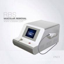 2018 ¡Lo más nuevo! RBS venas indoloras araña terapia vascular Vena de la cara para las roturas de eliminación vascular