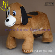 Hansel high quality battery animal rides for mall