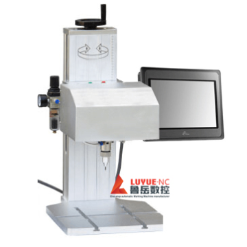 Jenis Jarum Logam Jenis Pencapaian Dot Marking Machine