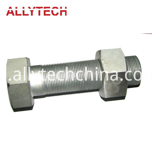 Hexagon fastener bolt