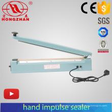 Ks400 mão selador máquinas de corte de alumínio