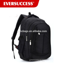 Mochila para mochila con bolsa de ordenador portátil de 3 compartimentos a prueba de agua mochila (ESV014)