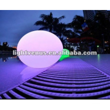 50cm RGB IP68 waterproof led balll
