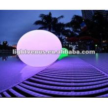 Balll conduzido impermeável do RGB IP68 de 50cm