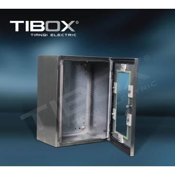 2015 Tibox UL wasserdichtes Edelstahlgehäuse mit Glazd Tür