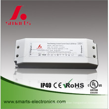 IP20 plastic case 350MA 60V constant current triac dimmable LED driver