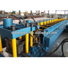 Máquina de formação de rolo z purlin usada