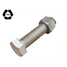 DIN609 DIN610 шестигранной головкой призонные болты с длиной Резьбовой части