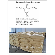 hot sale Butylated Hydroxytoluene BHT 128-37-0 with competitive price