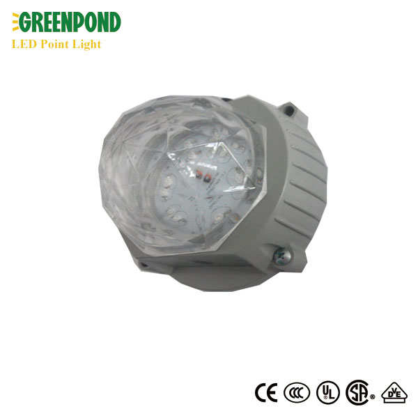 LED Point Light RGB LED Lamp