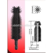 Silicone The ultimate thick type mascara brush