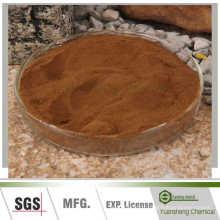 Agent auxiliaire chimique Lignosulfonate de sodium (MN)