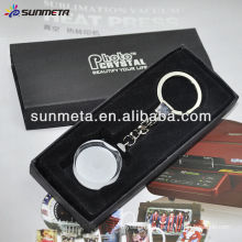 sublimation crystal keychain BSK03