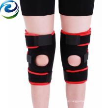 Material de neoprene Elastic Sports Protection Atacado Knee Protector Pad