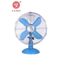 12 Inch Metal Cool Desk Fans with Copper Motor
