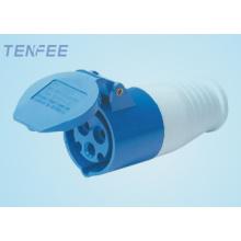 Conector Industrial 2P + E