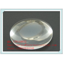 27mm F/L X 22.5mm Diameter UV Fused Silica Bi-Convex Lens